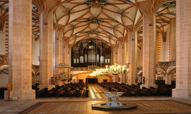 Adam Ries Mueseum, St. Annenkirche, Frohnauer Hammer