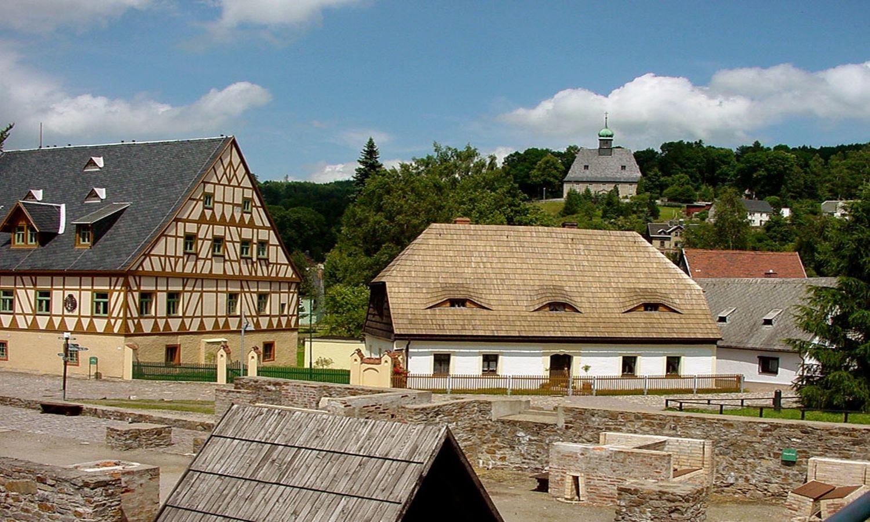 Technisches Denkmal, Saigerhütte, Spieleland, Heimatmuseum