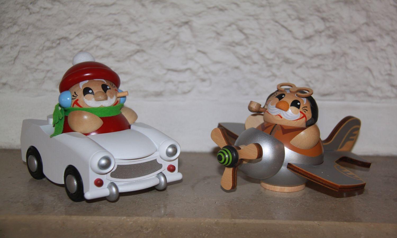 Spielzeugmuseum Seiffen - Schnitzkunst