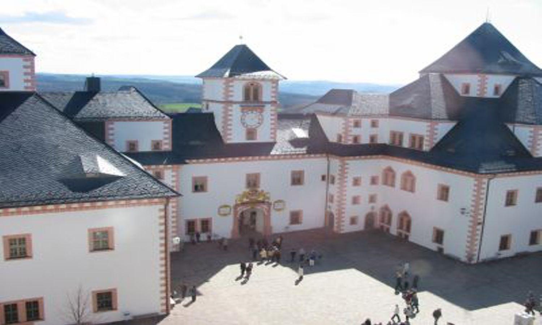 Schloss Augustusburg Museen