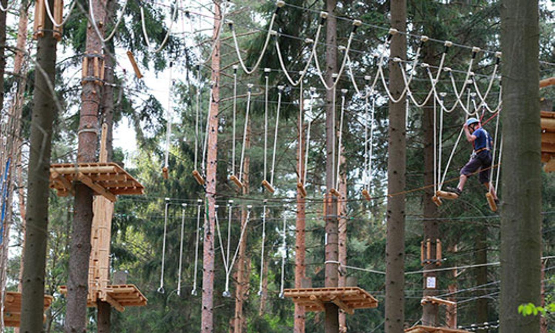 Erlebnis- und Waldseilpark Paulsdorf
