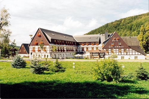 Winterurlaub Naturhotel Lindenhof Erzgebirge